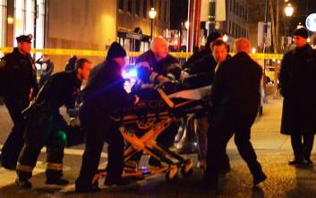 Γυναίκα τραυματίστηκε σοβαρά όταν έφηβη που αυτοκτόνησε έπεσε πάνω της από τον 8ο όροφο