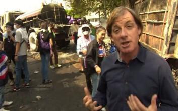 Ακυρώθηκε διαπίστευση ανταποκριτή του BBC στο Βιετνάμ κατά την επίσκεψη Ομπάμα