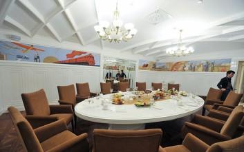 Δείτε το θρυλικό εστιατόριο της KGB στη Μόσχα