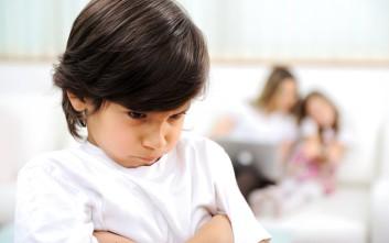 Αντιμετωπίστε το άγχος αποχωρισμού του παιδιού