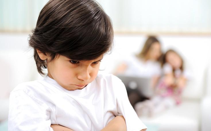 Οι πέντε λόγοι για να λέτε «όχι» στα παιδιά
