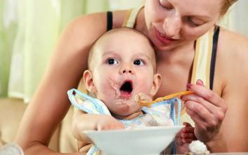 Μια μητέρα εξηγεί γιατί μεγαλώνει το παιδί της ως vegan