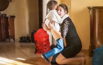 Βοηθήστε το παιδί να ξεπεράσει τους φόβους του