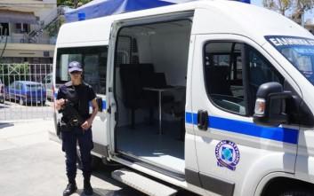 Νέες κινητές μονάδες της ΕΛΑΣ έφτασαν στην Κρήτη