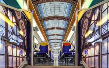 Οι ιμπρεσιονιστές συναντούν τους επιβάτες στα τρένα της Γαλλίας
