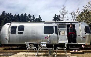 Η απίστευτη εμπειρία του να μένεις σε Airstream