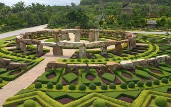 Κήποι-έργα τέχνης