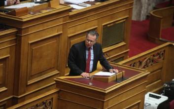 Κουμουτσάκος: Η κυβέρνησή σας αρχίζει και μυρίζει πτώση