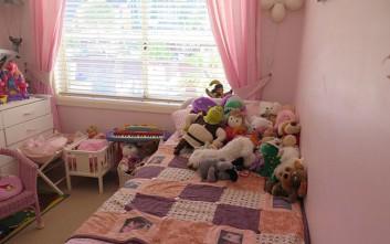 Η θλιβερή ιστορία πίσω από το κοριτσίστικο δωμάτιο που έμεινε ανέγγιχτο για 9 χρόνια