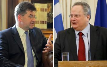 Λάιτσακ: Η Ελλάδα είναι για τη Σλοβακία πολύτιμος φίλος και σύμμαχος