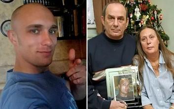 Βρέθηκε ο επί 6 χρόνια χαμένος γιος τους αλλά ακόμη... δεν ξέρουν πού είναι