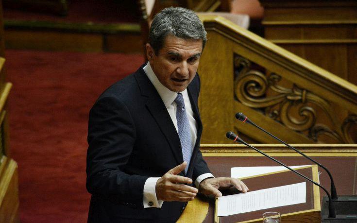 Λοβέρδος: Το «πόρισμα ΣΥΡΙΖΑ» δεν μπορεί να αποτελεί βάση συνεννόησης