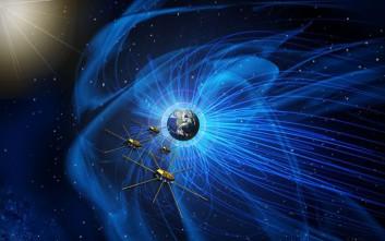 Δορυφόροι μελέτησαν τον «εκρηκτικό» διαστημικό καιρό