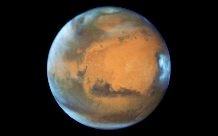 Μετά τον Ερμή, ήρθε η ώρα της «παράστασης» του Άρη