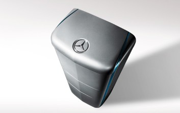 Οικιακές μονάδες αποθήκευσης ενέργειας από τη Mercedes