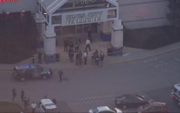 Αιματηρό επεισόδιο σε εμπορικό κέντρο κοντά στη Βοστόνη