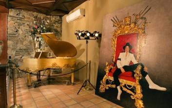 Πωλείται η έπαυλη-ησυχαστήριο του Μάικλ Τζάκσον στη Νεβάδα