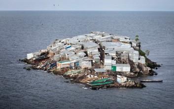 Τα πιο πυκνοκατοικημένα νησιά στον κόσμο