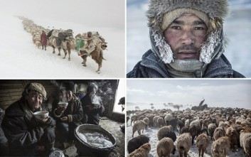 Η σκληρή πραγματικότητα της νομαδικής ζωής στη Μογγολία