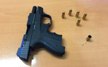 Συμπλοκή με πυροβολισμό σε χωριό της Ρόδου