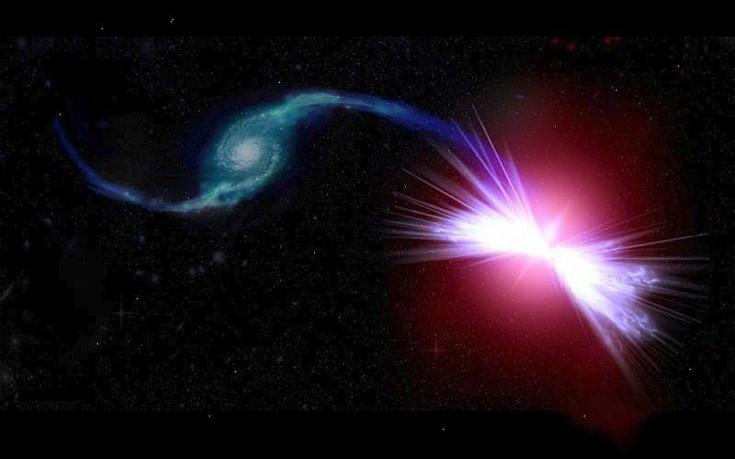 Γαλαξίες εκτοξεύουν καυτά αέρια που νεκρώνουν τη γέννηση νέων άστρων