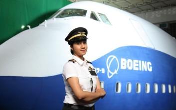 Η 20χρονη πιλότος που κάνει το όνειρό της πραγματικότητα
