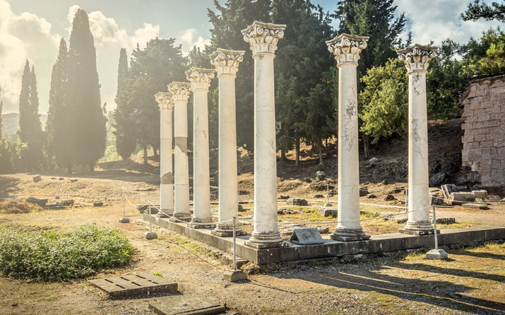 Διευθύνουσα Σύμβουλος Υπερταμείου: Δεν μεταβιβάζονται μνημεία, αρχαιολογικοί χώροι