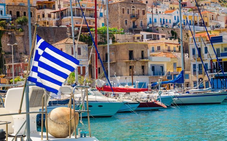 Πόσο αυξήθηκαν οι εισπράξεις από τον τουρισμό τον Ιανουάριο