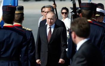 Με τον Πούτιν θα συναντηθεί απόψε ο Μητσοτάκης