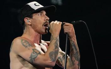 Ακυρώθηκαν οι συναυλίες των Red Hot Chili Peppers στην Καλιφόρνια