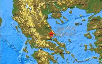 Σεισμός 4 Ρίχτερ στη Μαγνησία