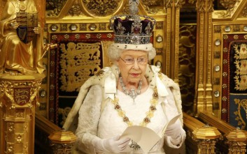 Τα 93α γενέθλιά της γιόρτασε σήμερα η βασίλισσα Ελισάβετ