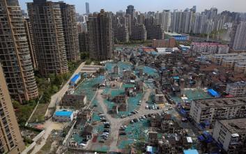Η συνοικία που αντιστέκεται στην οικοδομική έκρηξη στη Σανγκάη