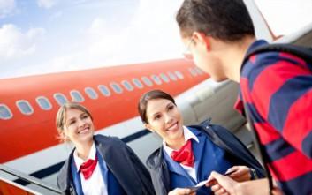 Πράγματα που ίσως δεν ξέρετε για τις αεροσυνοδούς