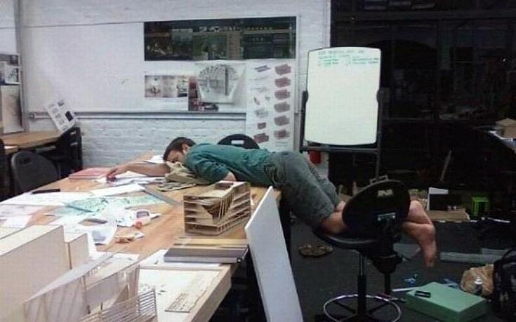 Ύπνος εν ώρα εργασίας – Newsbeast