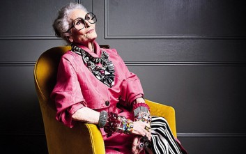 Supermodel ετών 87!