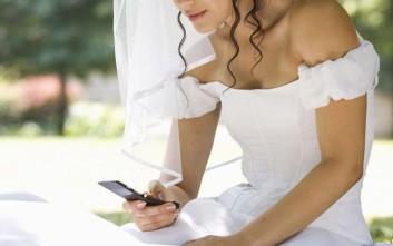 Γαμπρός χώρισε τη νύφη την πρώτη νύχτα του γάμου λόγω... κινητού