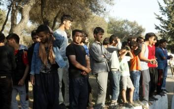 Εορταστική εκδήλωση για τα προσφυγόπουλα στο Σχιστό