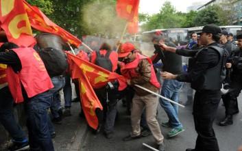 Ένας νεκρός στην πορεία για την Εργατική Πρωτομαγιά στην Τουρκία