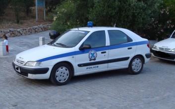 Αστυνομικό όχημα έμεινε από καύσιμα στα μισά του δρόμου