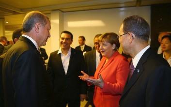 Οι βιομήχανοι της Γερμανίας στηρίζουν την Ελλάδα