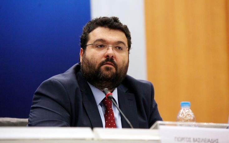 Βασιλειάδης για offshore: Καμία προνομιακή μεταχείριση βουλευτών