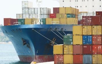 Αυξήθηκε τον Φεβρουάριο κατά 7,8% το έλλειμμα του εμπορικού ισοζυγίου