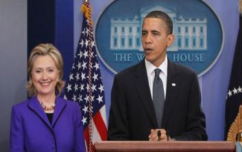 Στηρίζει Χίλαρι ο Ομπάμα