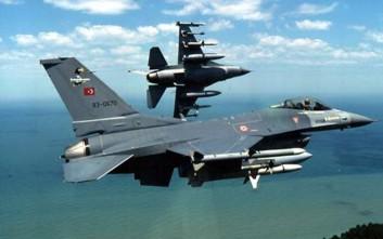 «Σκληρές» αερομαχίες και υπέρπτηση στο Αιγαίο ενώ η Αθήνα ετοιμάζει μήνυμα ισχύος