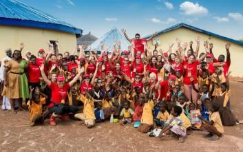 Το newsbeast.gr ακολουθεί την ActionAid Ελλάς και 40 εθελοντές στην Ουγκάντα!
