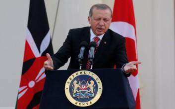 Έξαλλος ο Ερντογάν με την απόφαση για την Ιερουσαλήμ: Τραμπ, τι κάνεις;