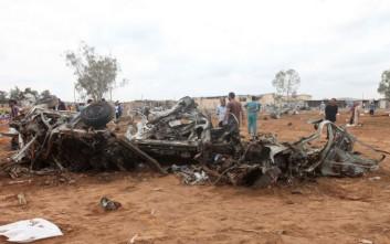 Έκρηξη παγιδευμένου αυτοκινήτου στη Λιβύη