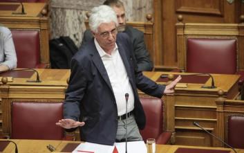 Παρασκευόπουλος : Ό,τι έχει γίνει μέχρι τώρα είναι σύμφωνο με το γράμμα και με το πνεύμα του Συντάγματος