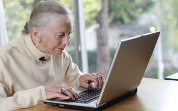 Το ευγενικό αλλά πολύ αστείο «μήνυμα» μιας ηλικιωμένης στη Google